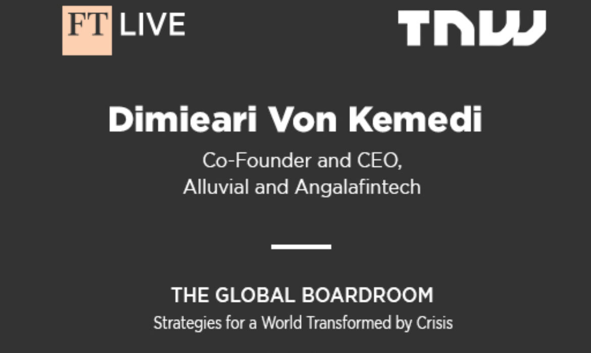 Financial Times: 3rd Edition of The Global Boardroom – Strategies for a World Transformed by Crisis