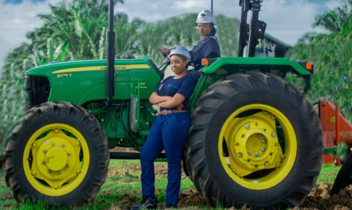 Empowering Nigerian Women in Farm Tractor Operations – This Day Newspaper